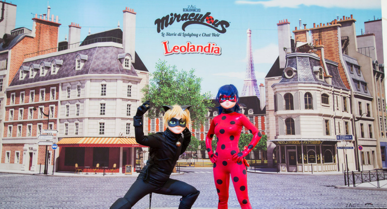 Miraculous Live Experience